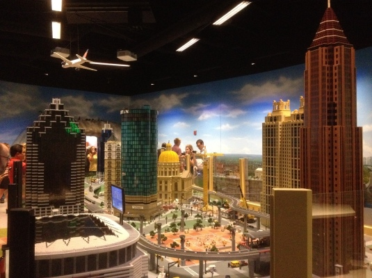Morning Metro: Olympic Event on the Square, Lego Atlanta, and ...
