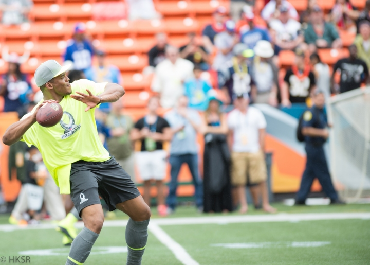 Cam Newton practicing-   Hakim Wright/TPR®