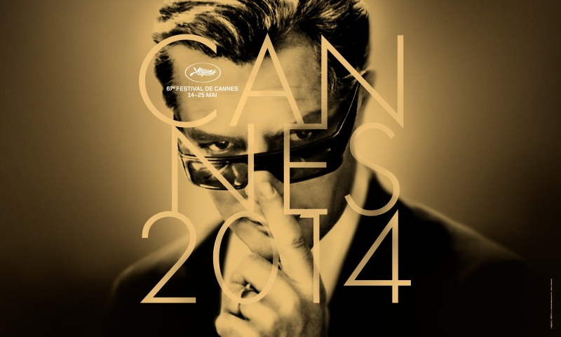 Cannes Film Fest Poster