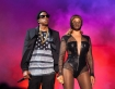 Jay Z & Beyonce kick off the show! (Photo by Rob Hoffman/Parkwood Entertainment)