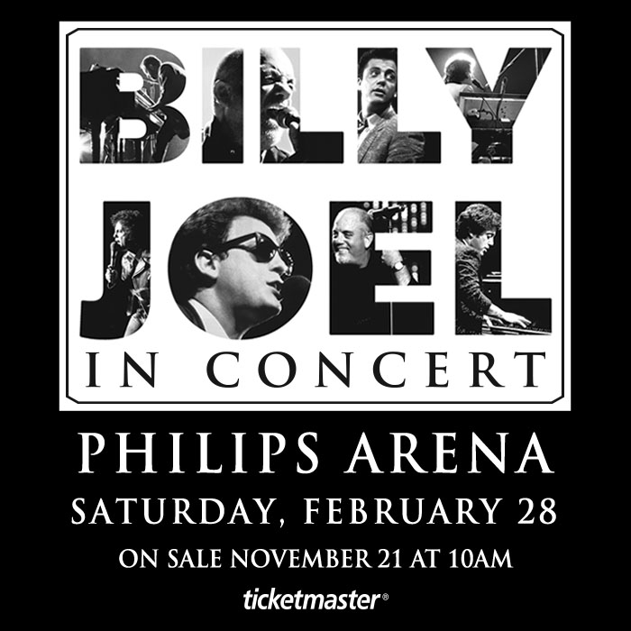 Billy Joel Atlanta 700x700