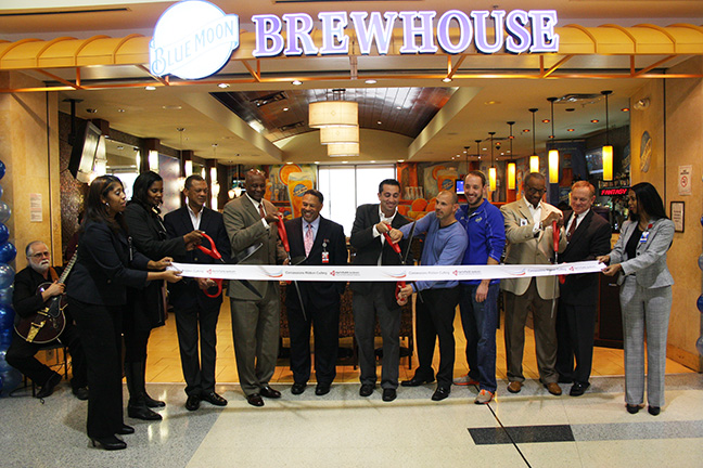 Brewhouse opening