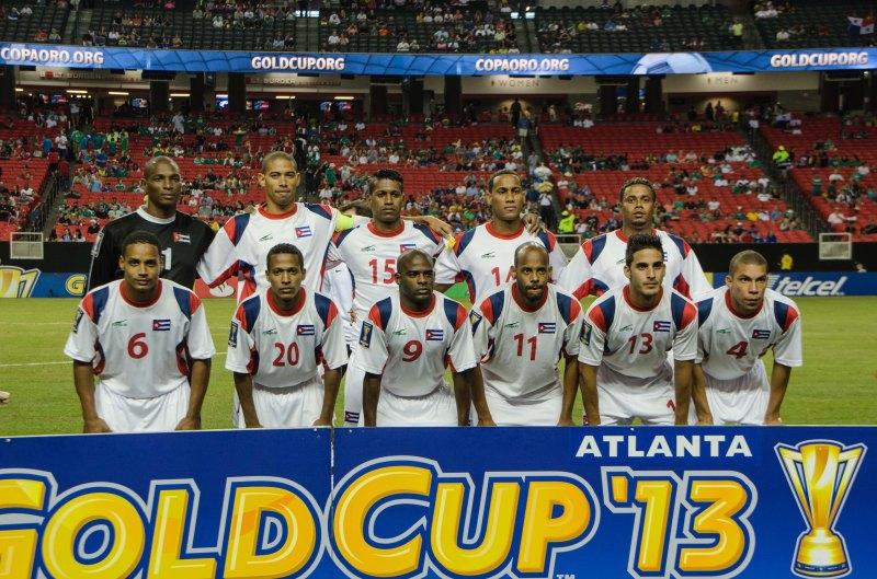 2013 Gold Cup, Atlanta, GA/Anna Lira