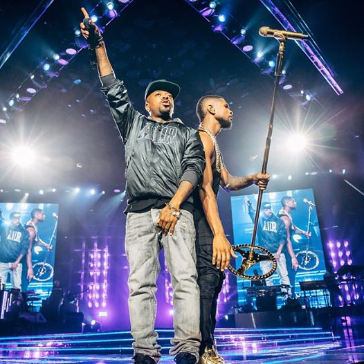 From Usher's FB Page