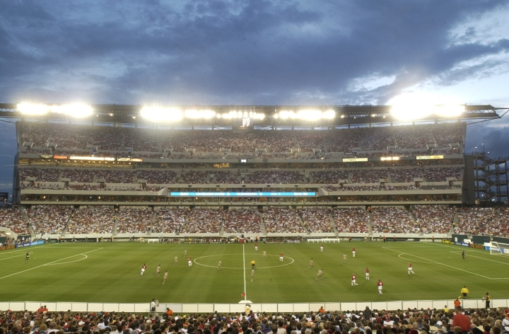 Lincoln Financial Field. Courtesy of CONCACAF