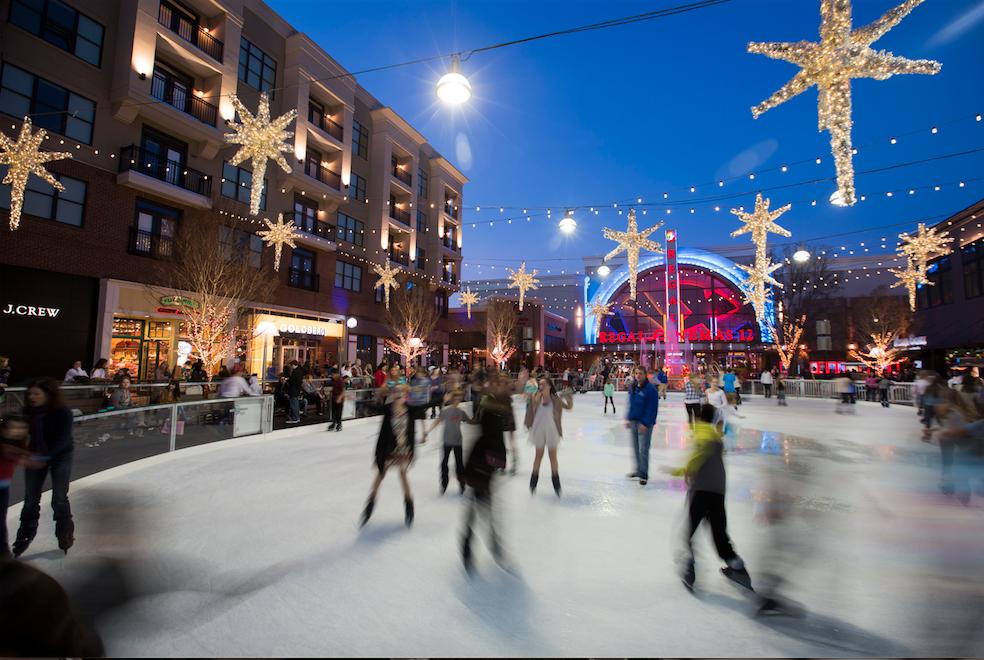 Avalon Alpharetta Ga >> Avalon Hosts Ice Skating Events – THE PEACH REVIEW®