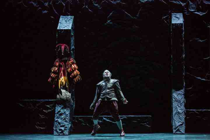 From the Boston Lyric Opera, photo credit Marina Levitskaya.