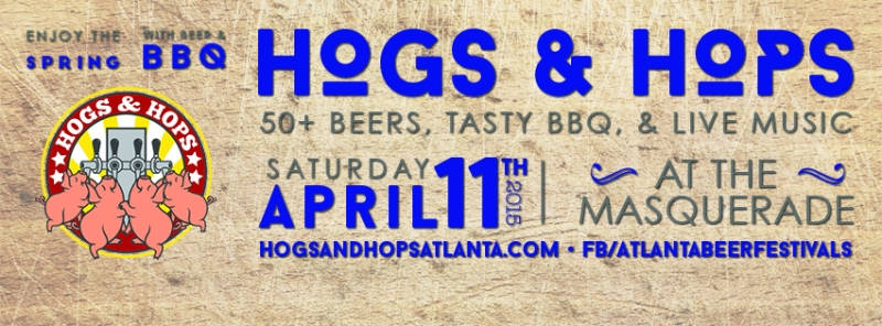 Hogs and Hops 15 Cover