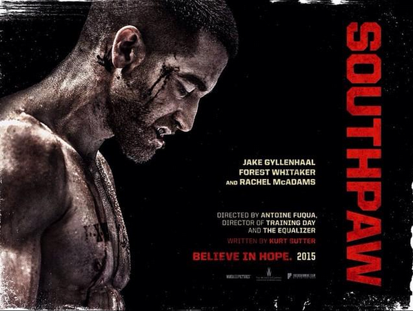 Southpaw Banner