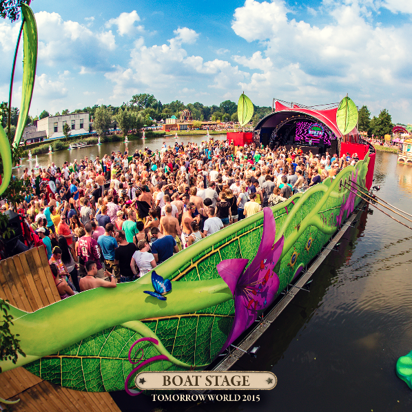 TW Boat Stage