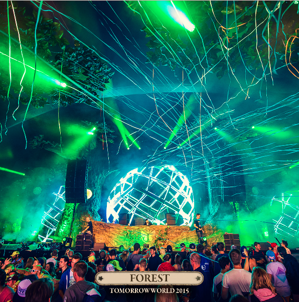 TW Forest Stage