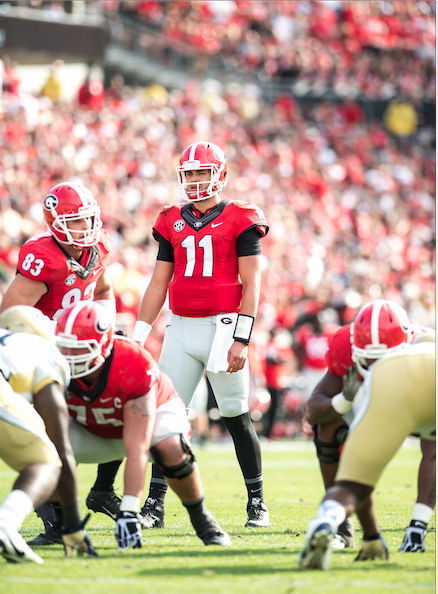Georgia vs. Georgia Tech