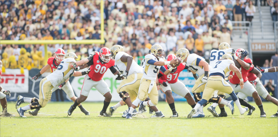 Georgia Tech vs. Georgia