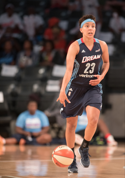 ATL Dream Layshia Clarendon