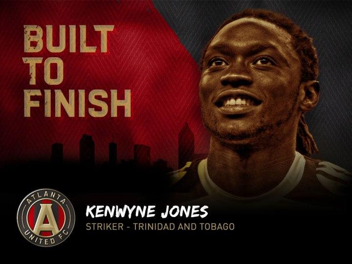 ATLUTD Kenwyne Jones