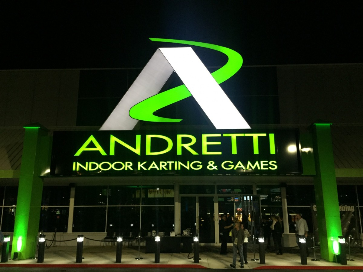 Thanksgiving And Black Friday Savings At Andretti Indoor