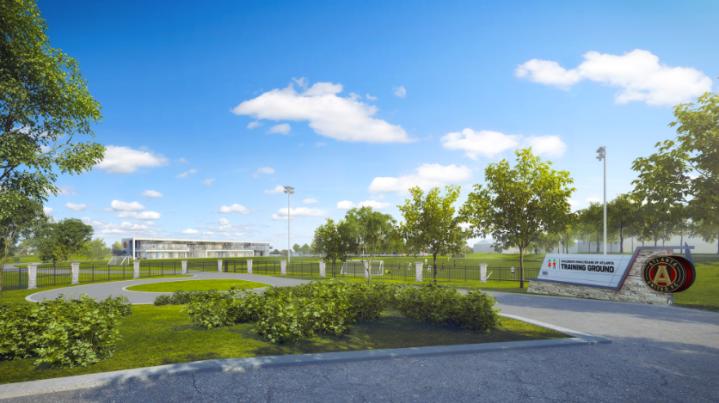 ATLUTD training ground rendering