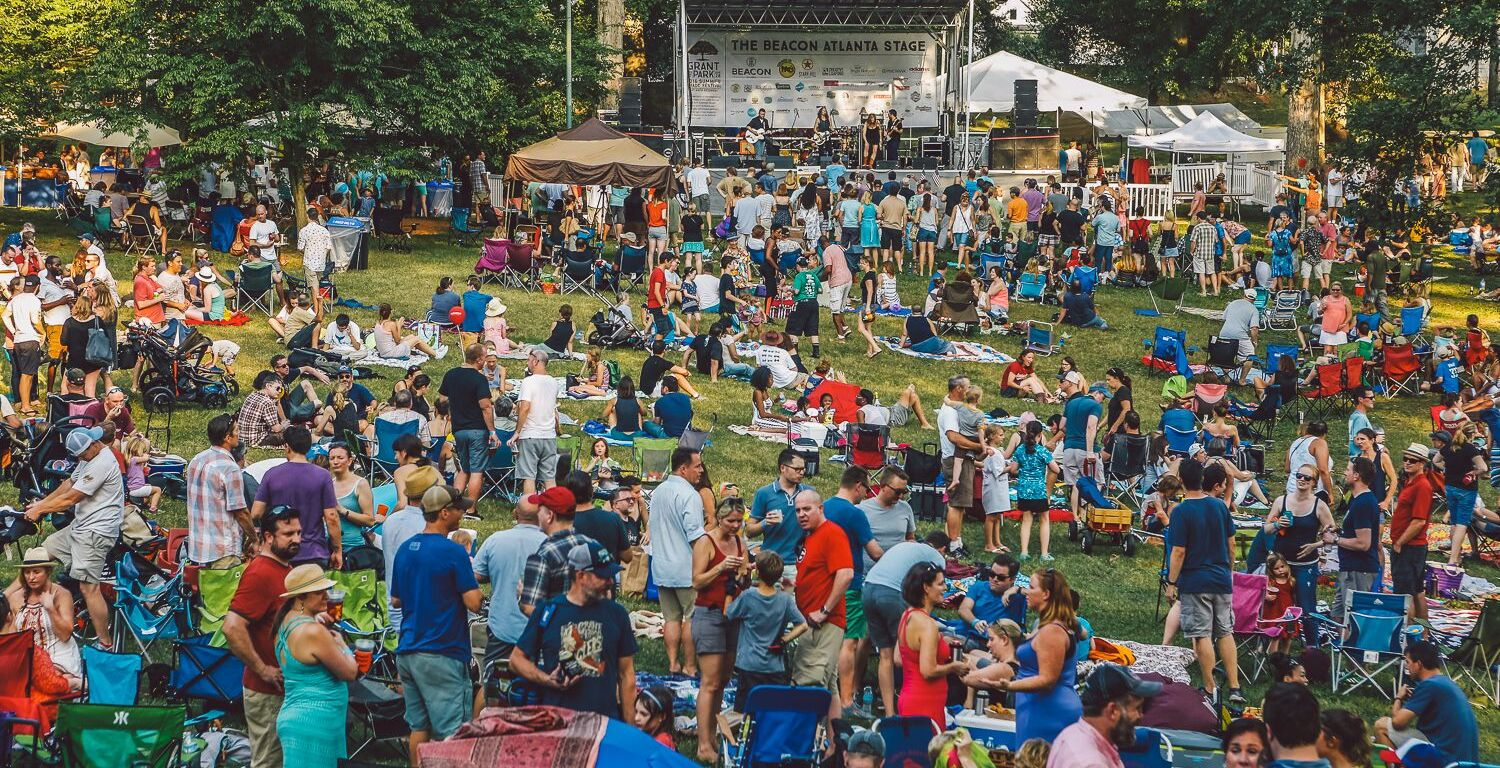 Grant Park Summer Shade Festival – THE PEACH REVIEW®