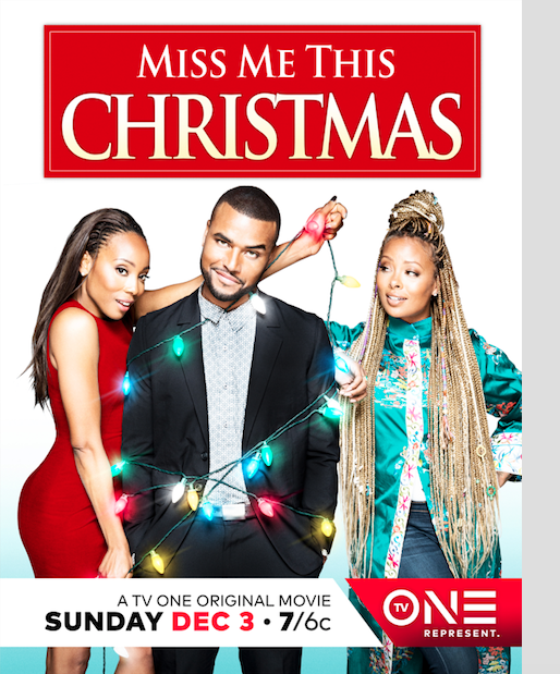 Tv One Presents Miss Me This Christmas And You Cant Fight