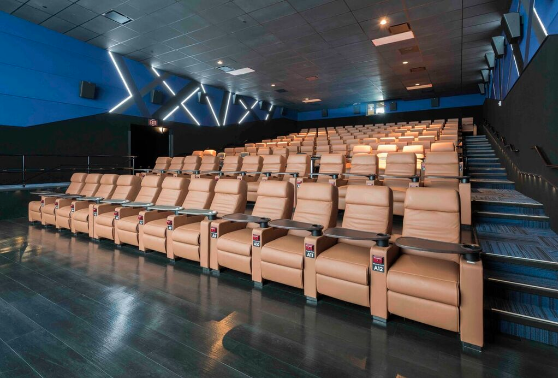 SMG Theatre seats