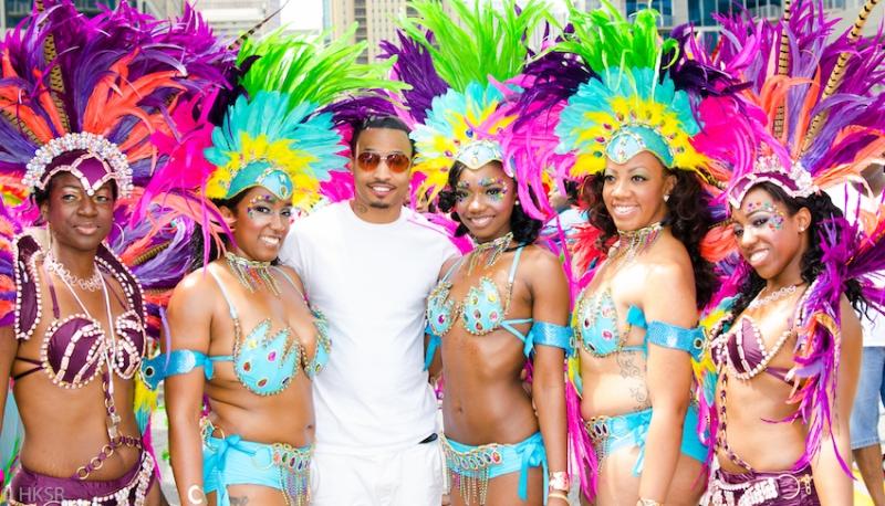 2013 Caribbean Carnival Hakim Bio