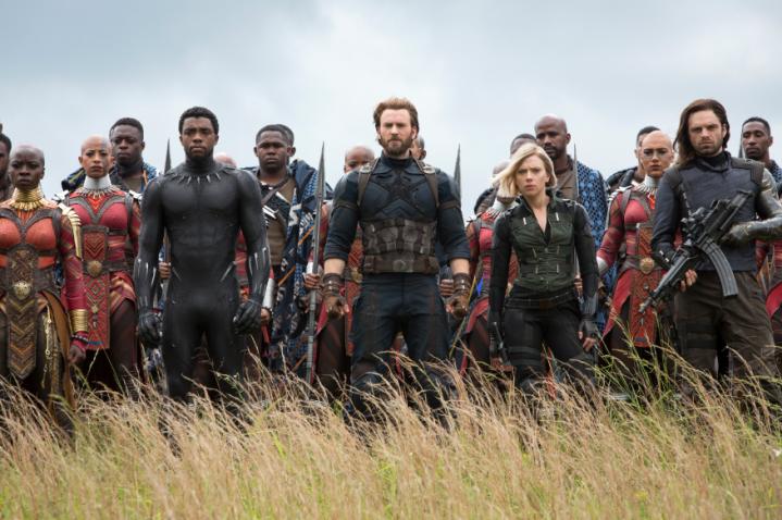 Infinity War Wakanda