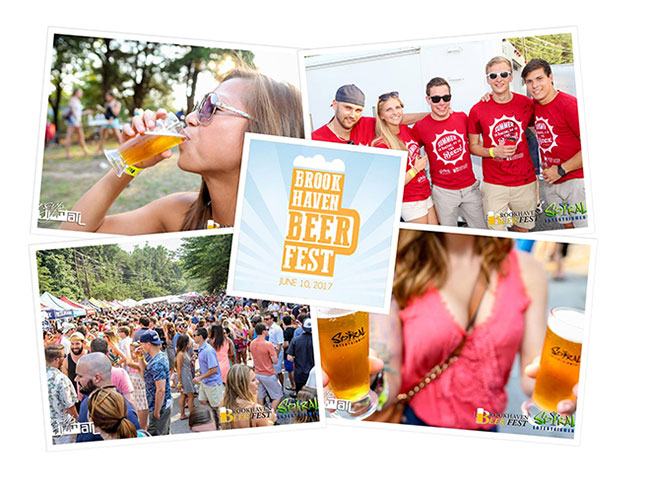 Brookhaven beer and wine fest 2020