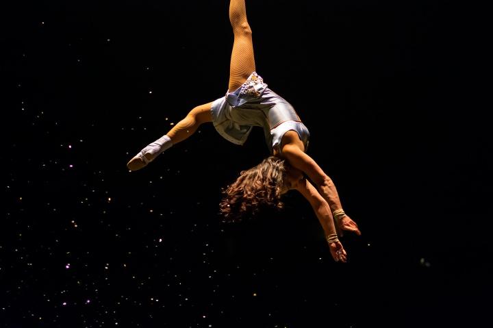 Duo-straps Costumes Dominique Lemieux 2018 Cirque du Soleil Photo 13
