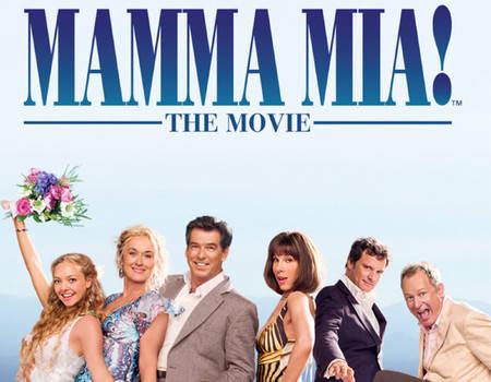 Mamma Mia, Americans