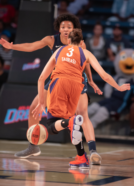Atlanta Dream Imani McGee-Stafford