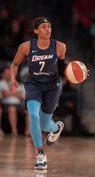 Brittney Sykes Atlanta Dream