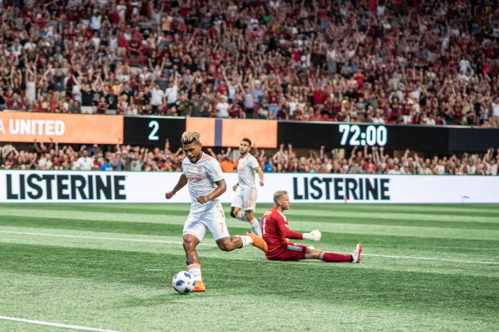 Josef Martinez goal ATLUTD Anna Lira