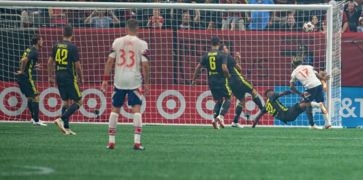 Josef Martinez MLS All Star Game