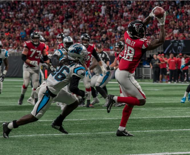 Atlanta Falcons Calvin Ridley