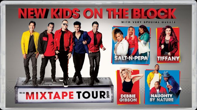 New Kids On The Block announce new tour with Atlanta date of