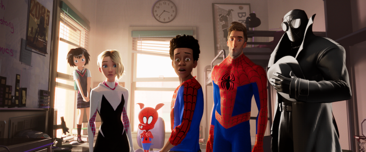 Who are the Spider People in the Spider-Verse?