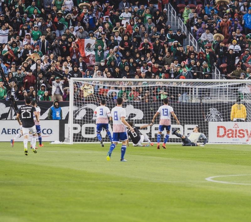 Jonathan Dos Santos Goal Mexico