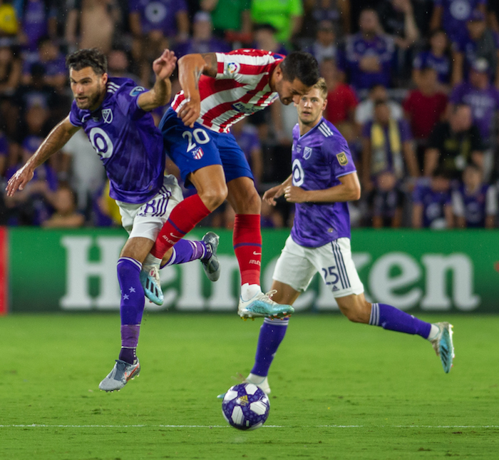 MLS All Star Game 2019