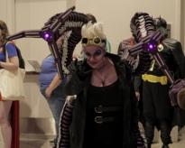 Dragon Con Ursula Doc oc cosplay