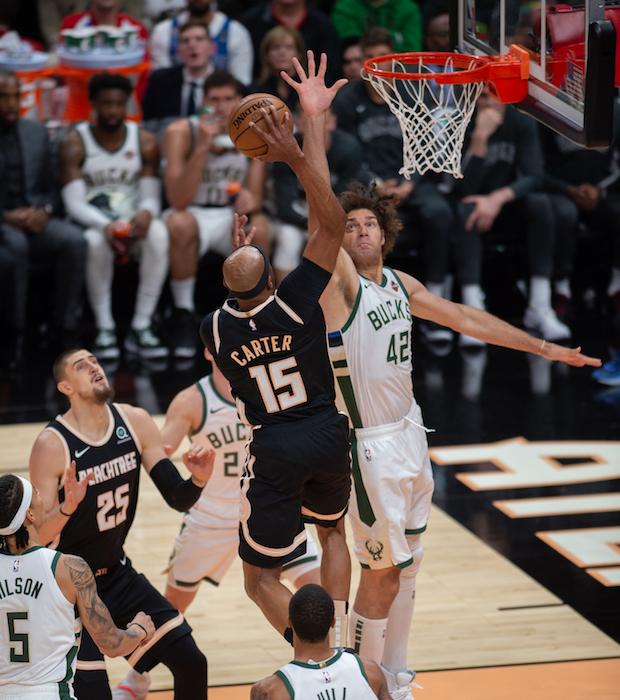 Hawks vs Bucks