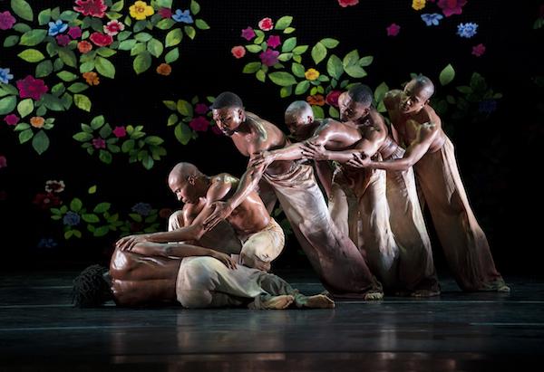 ODEChoreographer: Jamar Roberts Alvin Ailey American Dance Theater Credit Photo: ©Paul Kolnik studio@paulkolnik.com nyc 212-362-7778
