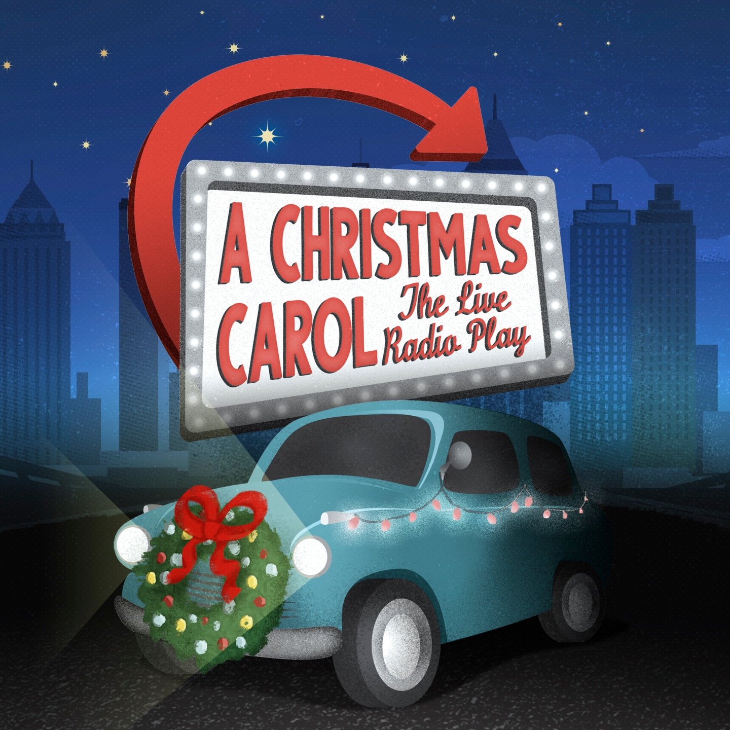 The Alliance Theater A Christmas Carol 2020 Alliance Theatre updates its 2020/21 Season with drive in
